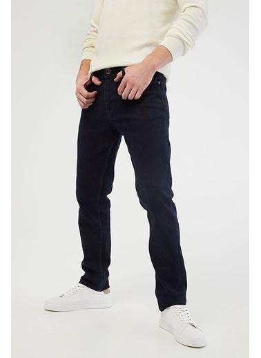 Modaset Normal Bel Slim Fit Jean Pantolon Mavi Mavi